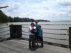 56. James River, Jamestown, VA