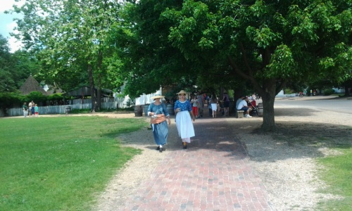 25. Colonial Williamsburg -- the way it was