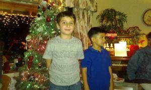 Keith & Anthony