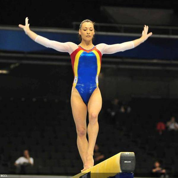 Of romanian women gymnast catalina